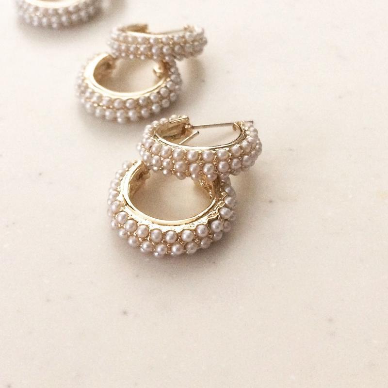 【Several pearls】ピアス