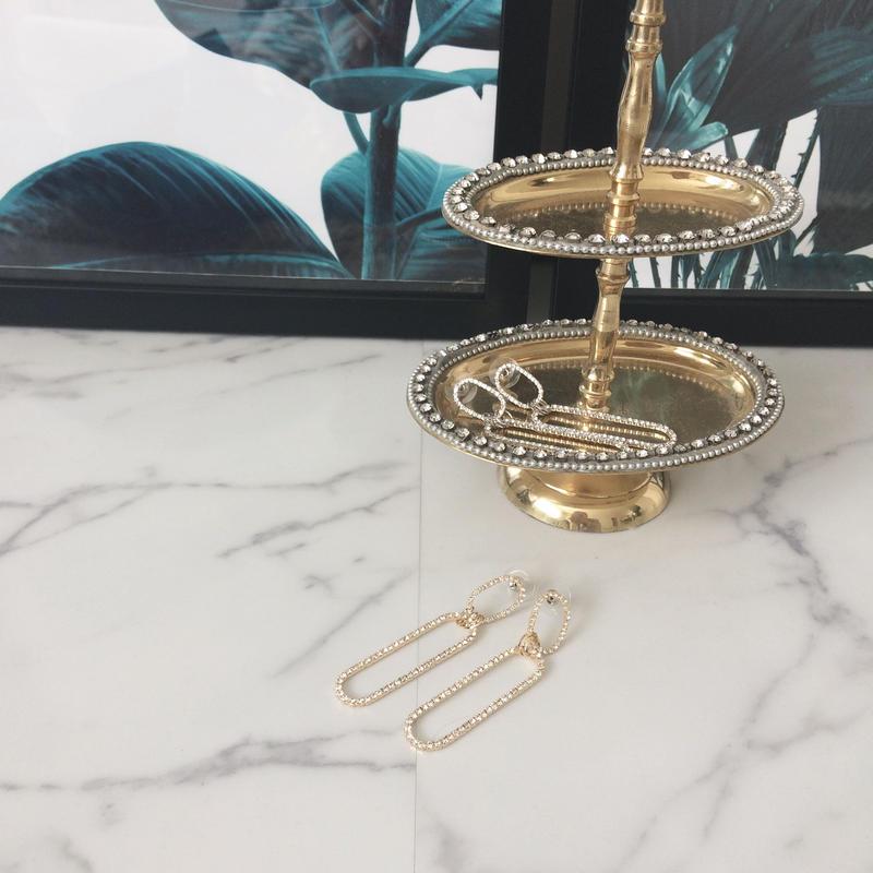 【Brilliant ring】ピアス