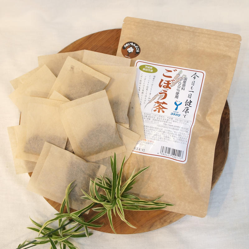 【茨城県産】ごぼう茶(2g×15包)×5袋セット