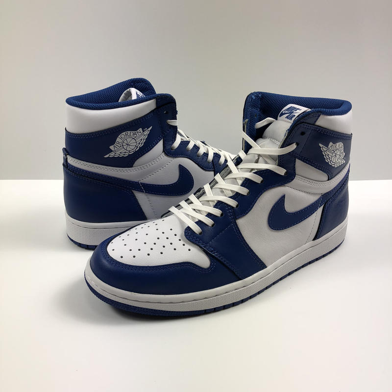 NIKE AIR JORDAN 1 RETRO HIGH OG STORM BLUE 27.0cm 2016年 【新品】