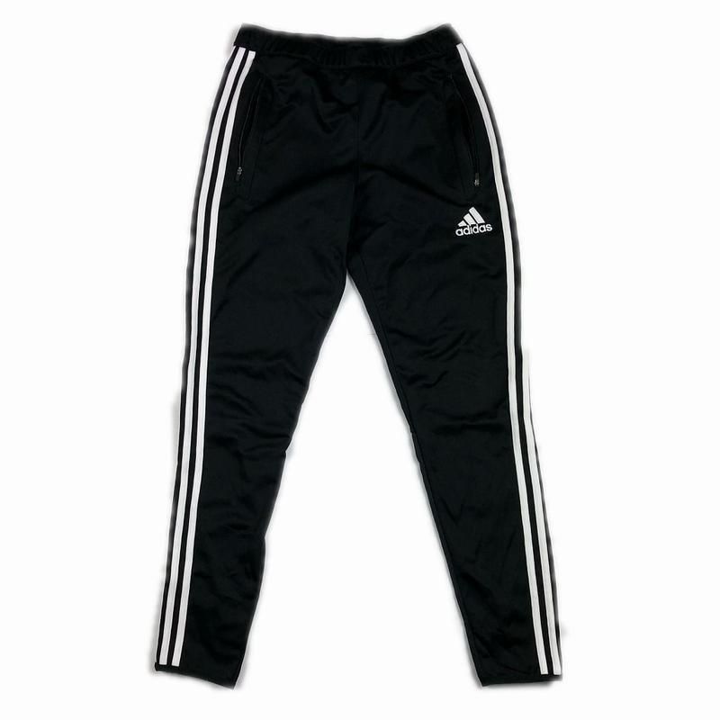 adidas TIRO 13 TRACK PANTS BLACK S 【中古】