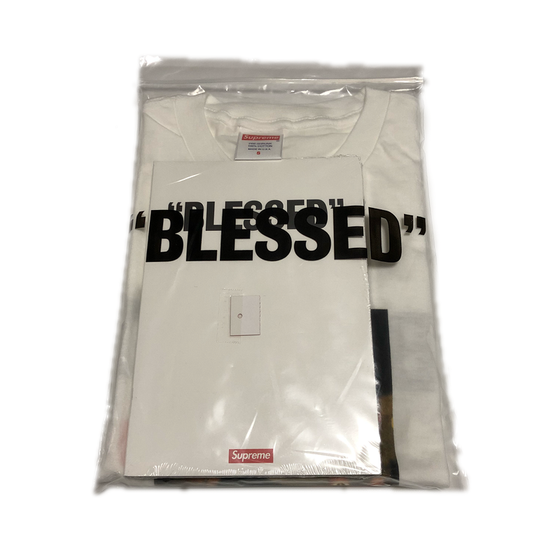 Supreme BLESSED DVD、T-Shirt、Photobook S 18AW 【新品】