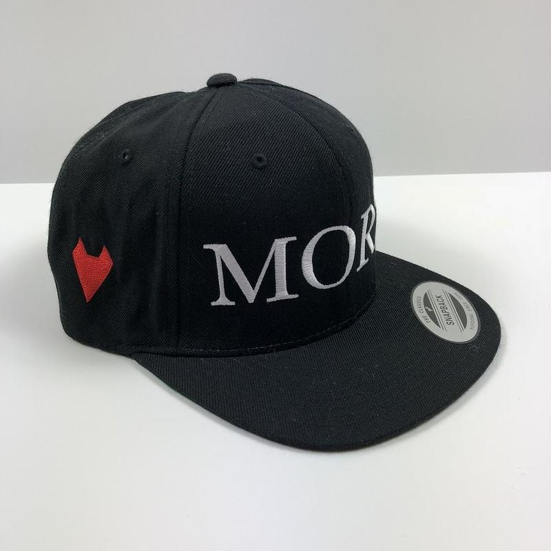 MORT PARIS SNAP CAP BLACK FREE 【中古】