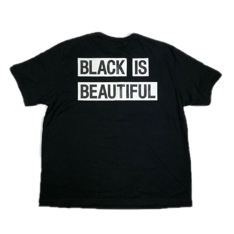 XXIII C'est Vingt-Trois セバントゥア BLACK IS BEAUTIFUL TEE BLACK M【中古】