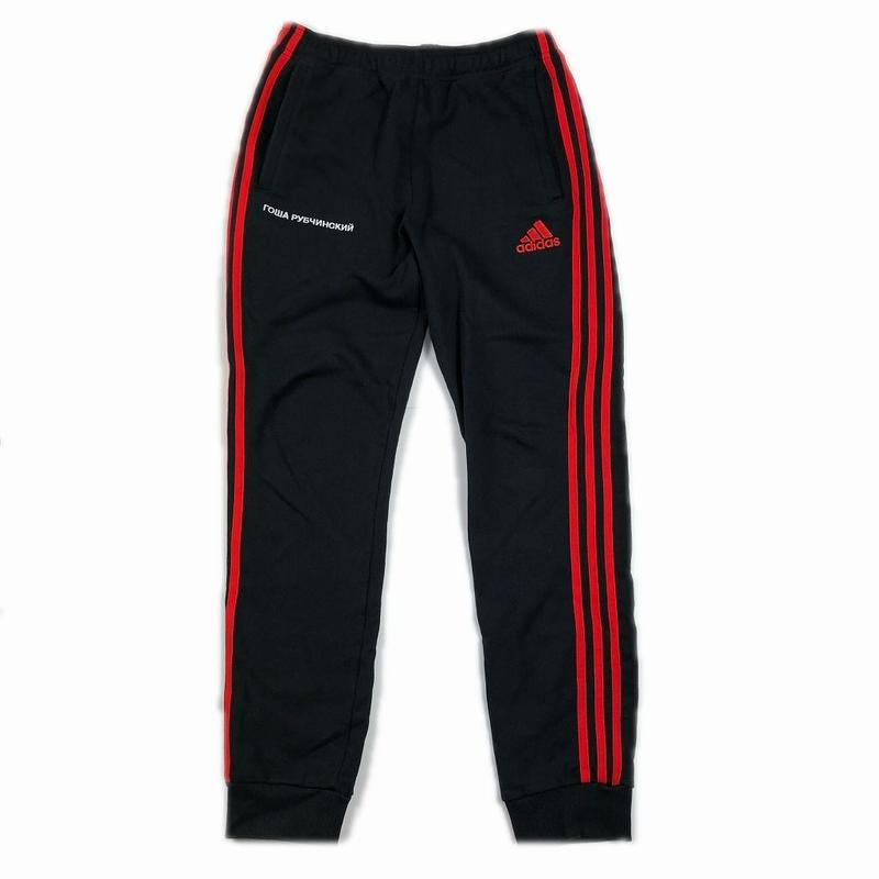 Gosha Rubchinskiy adidas Sweat Pants Black S 17AW 【中古】