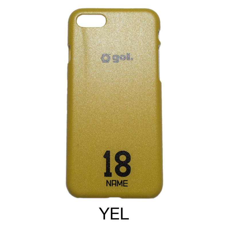 セミオーダースマホケース(ハードタイプ)(YEL G786-508)
