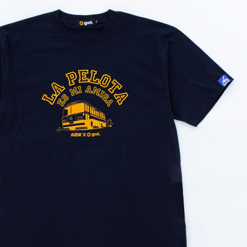 [キャプテン翼コラボ]Tシャツ<BUS>(G992-735)