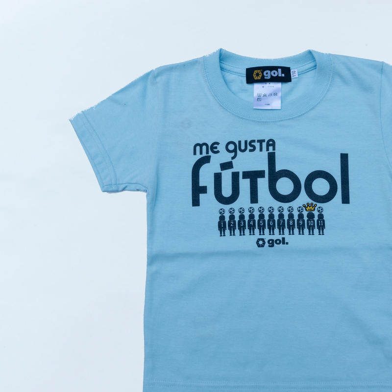 【gol.STORE PARKSIDE限定販売】Tシャツ<ME GUSTA> (G922-050)