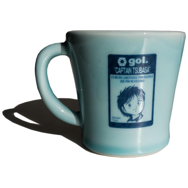 キャプテン翼×gol. [岬太郎]有田焼マグカップ(G526-268)