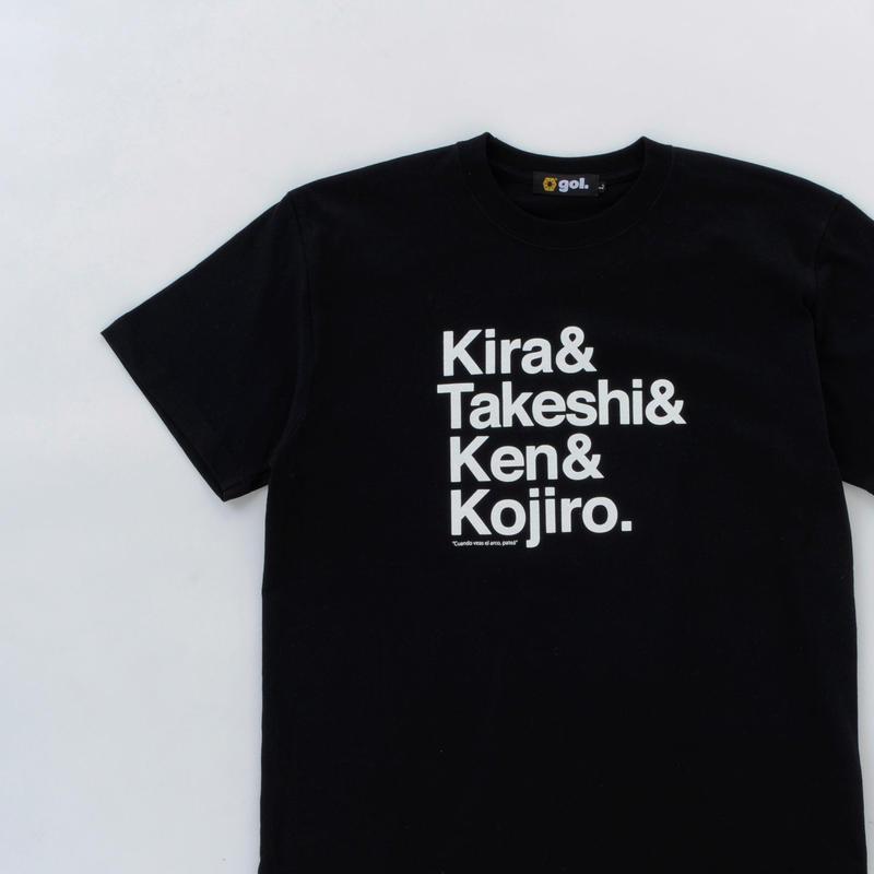 [キャプテン翼コラボ]Jr.Tシャツ<メイワ4>(G992-729J)