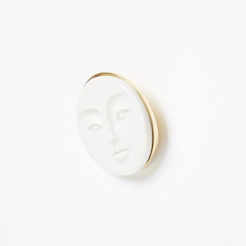 【ANDRESGALLARDO】 LITTLE MOON PIN