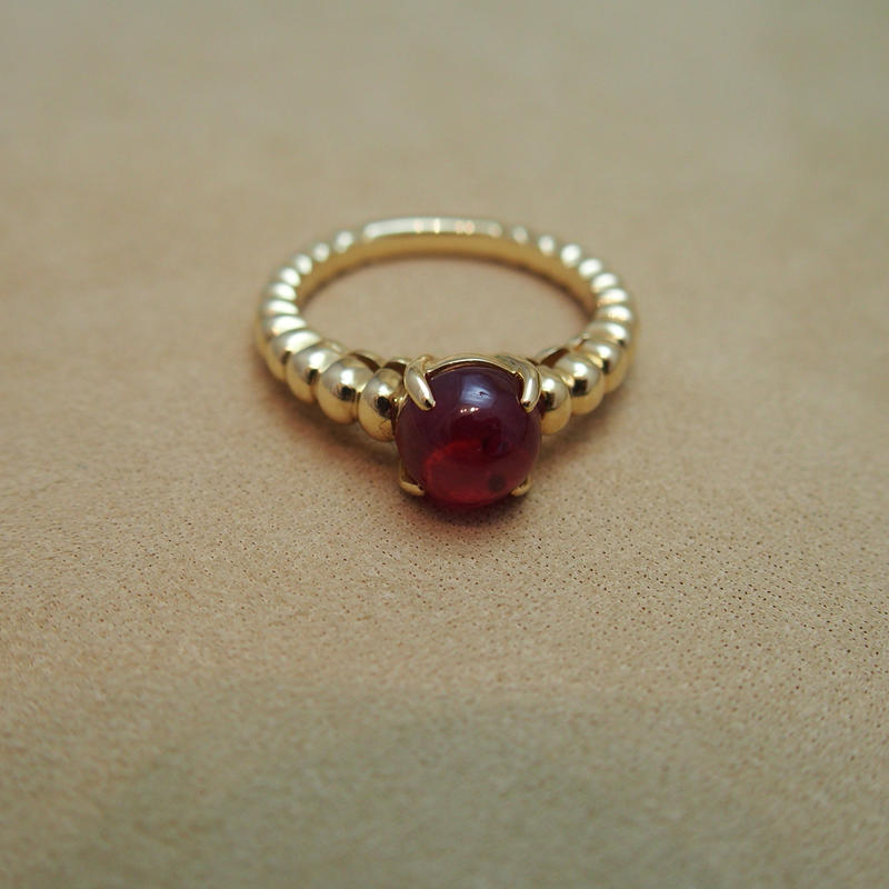 Ruby Doux Ring