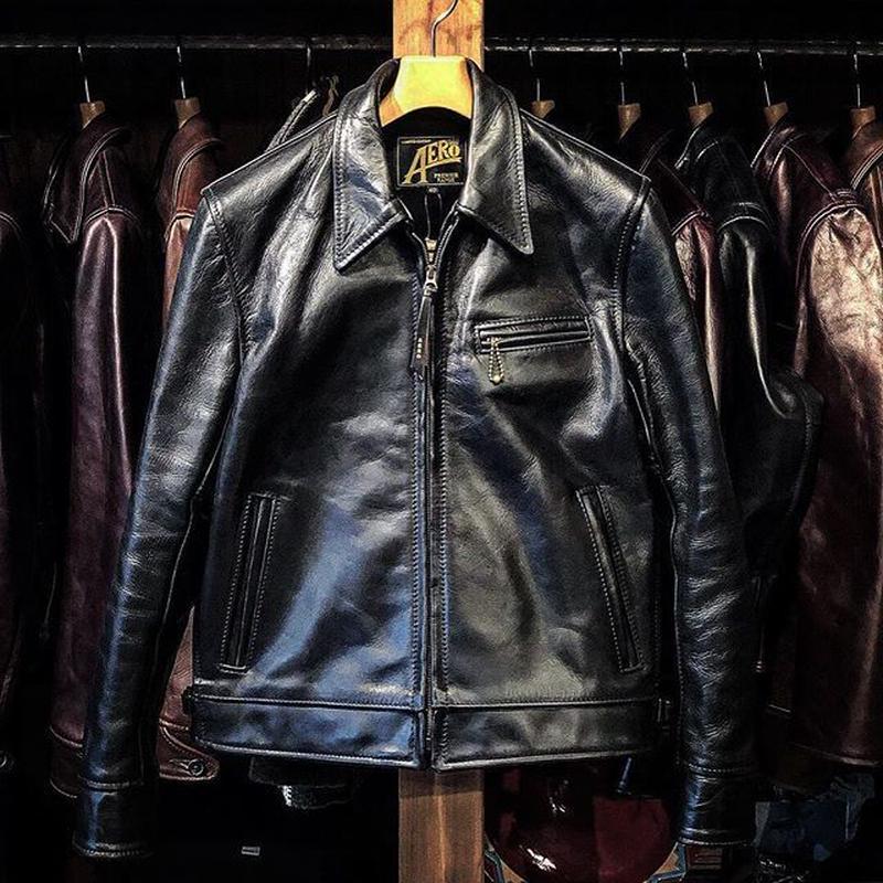 Aero Leather / Highwayman Premier