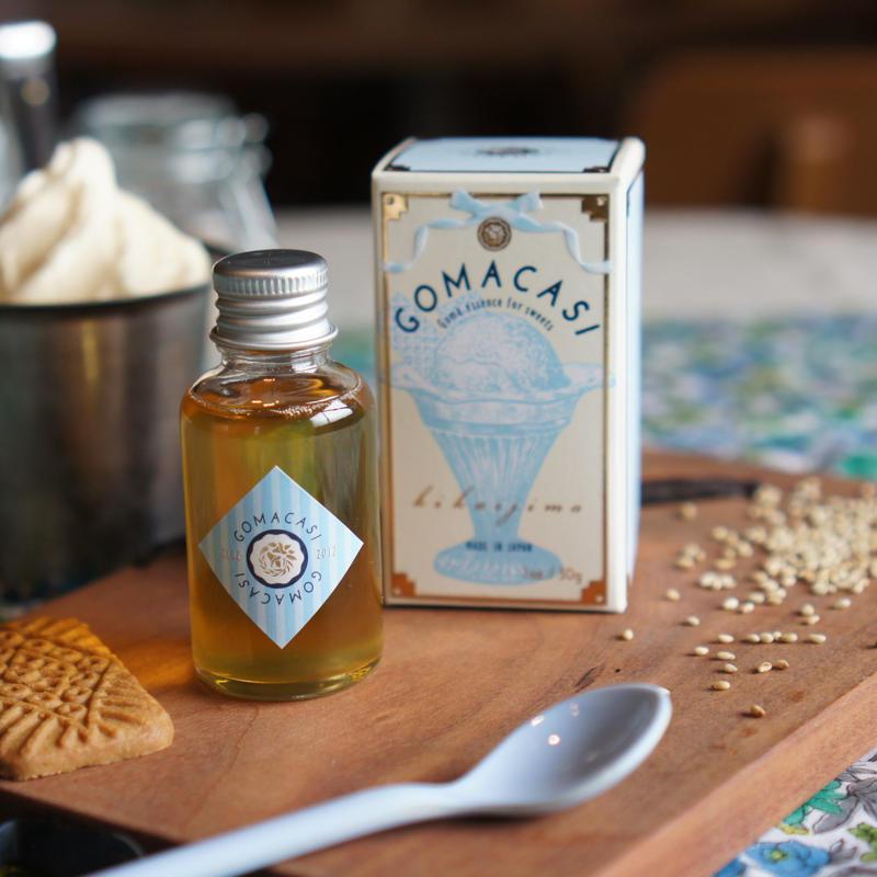 GOMACASI - 喜界島のゴマ油 -
