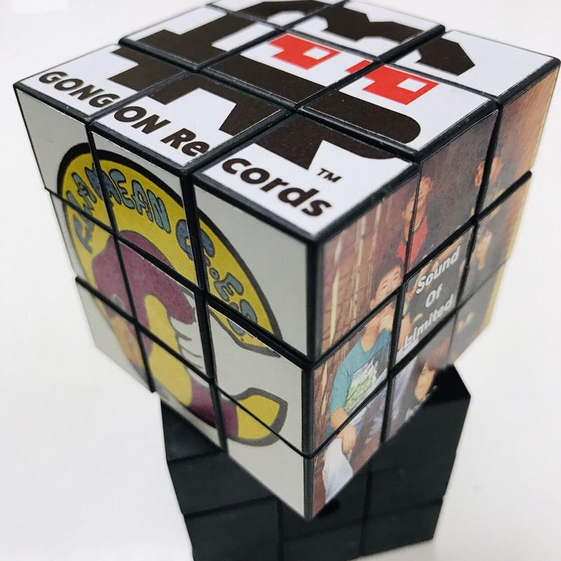 GONGON Records ARTISTS CUBE - A