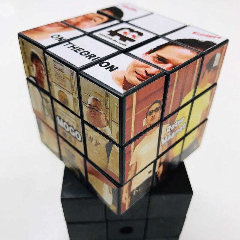 GONGON Records ARTISTS CUBE - C