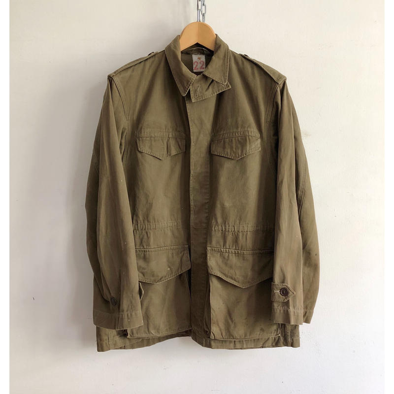 "60's French Army M47 Field Jacket ""22"""