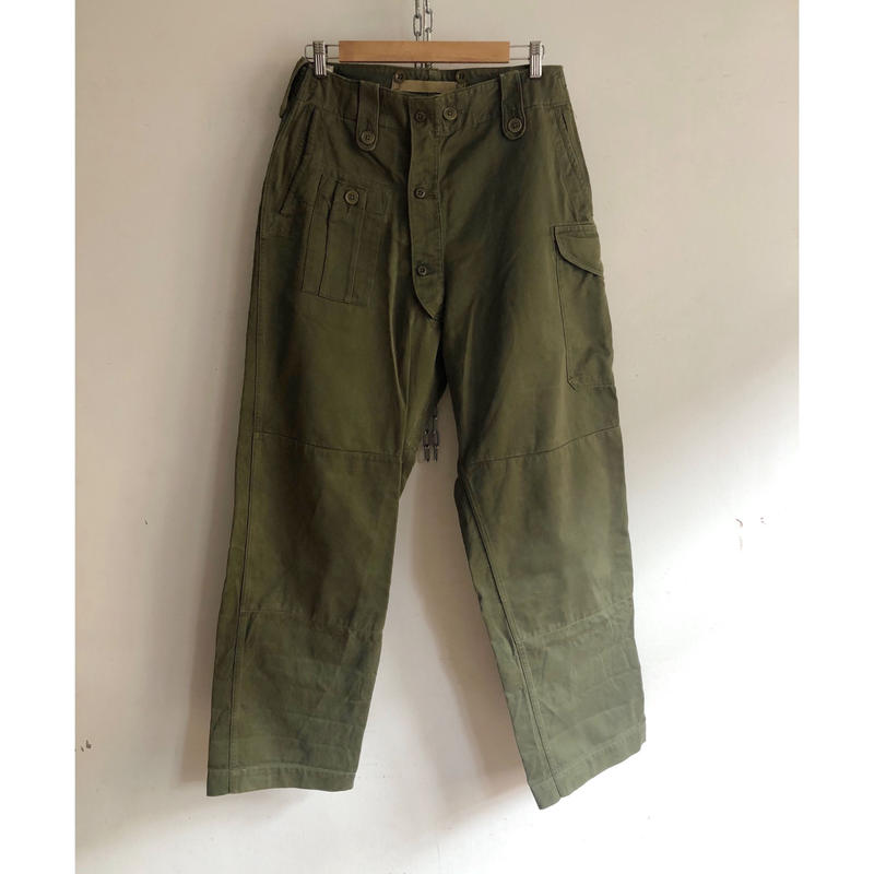 1953 Royal Army Combat Trousers, Mint Condition