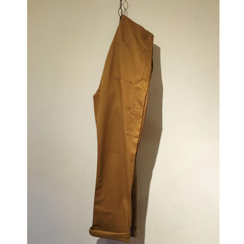 CARRIER COMPANY Half Dungaree