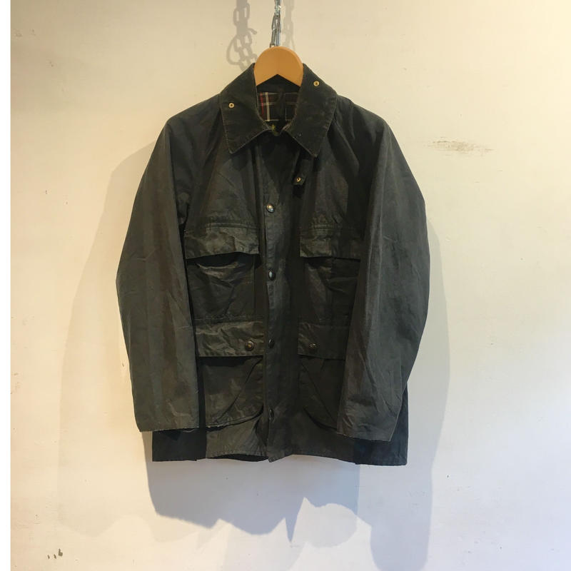 "80's〜90's Barbour 3Crest Old ""BEDALE"" 38"