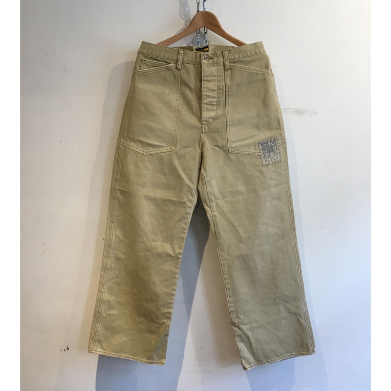 RUGBY by Ralph Lauren Cinch Back Work Pants