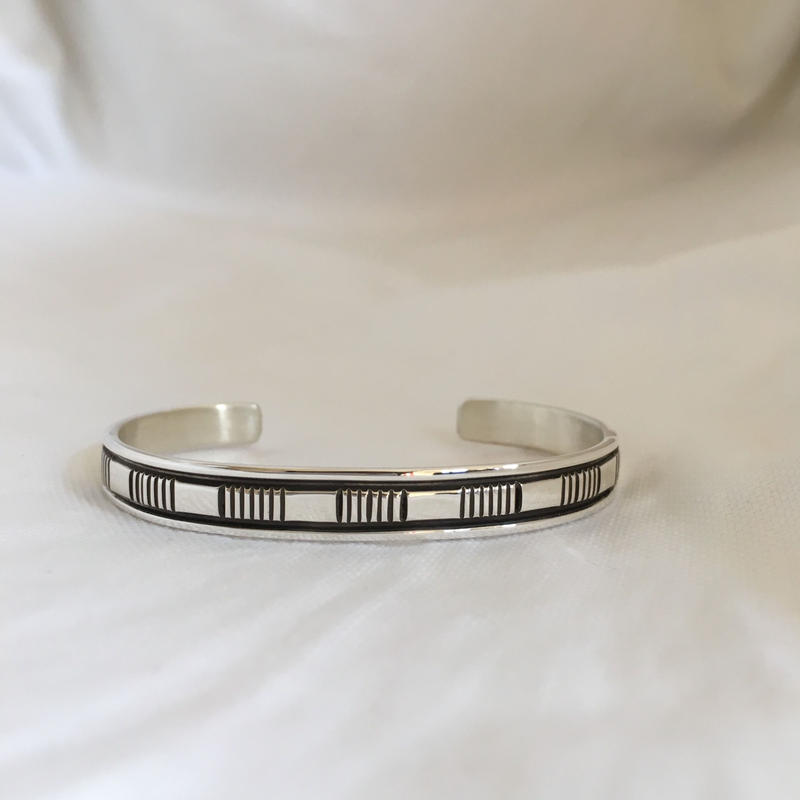 """Indian Jewelry Navajo Made by """"BRUCE MORGAN"""" #3"""