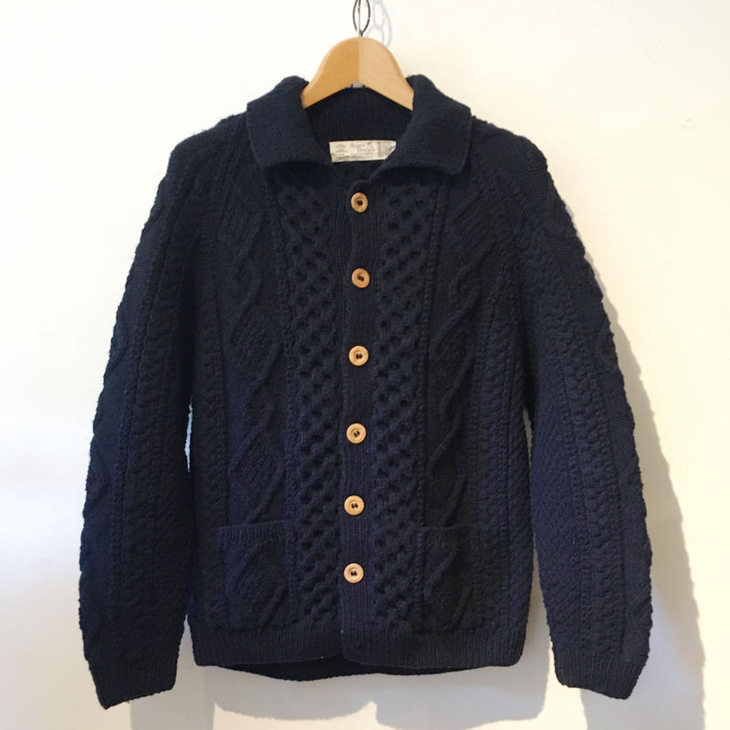 Athena Designs  Hand Knit Cardigan