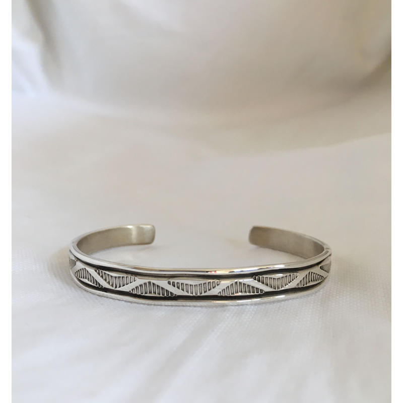 """Indian Jewelry Navajo Made by """"BRUCE MORGAN"""" #2"""
