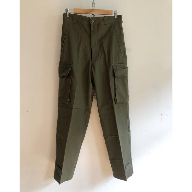 "60's French Army M47 Field Trousers Dead Stock ""41"""
