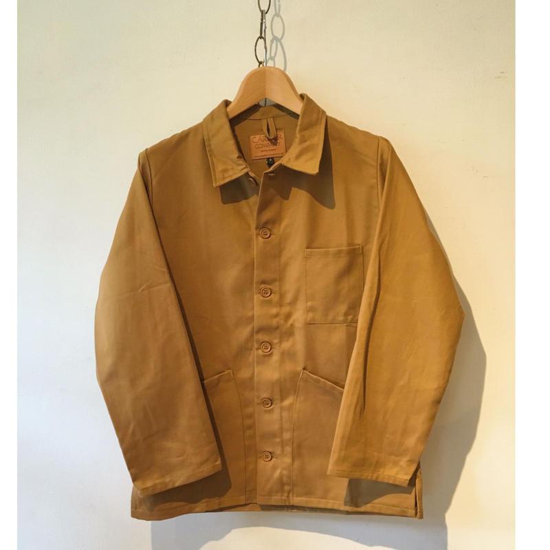 CARRIER COMPANY Norfolk Work Jacket TAN