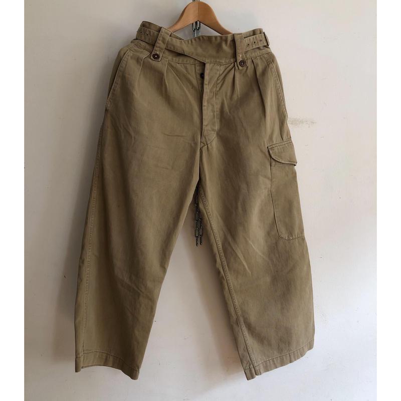 1960 Royal Aystralian Army Gurukha Trousers/2