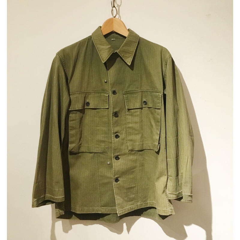 40's〜50's US ARMY HBT Jacket