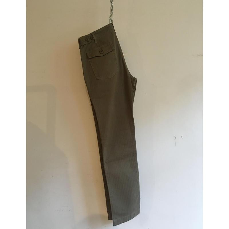 ALEX MILL Patch Pocket Pants