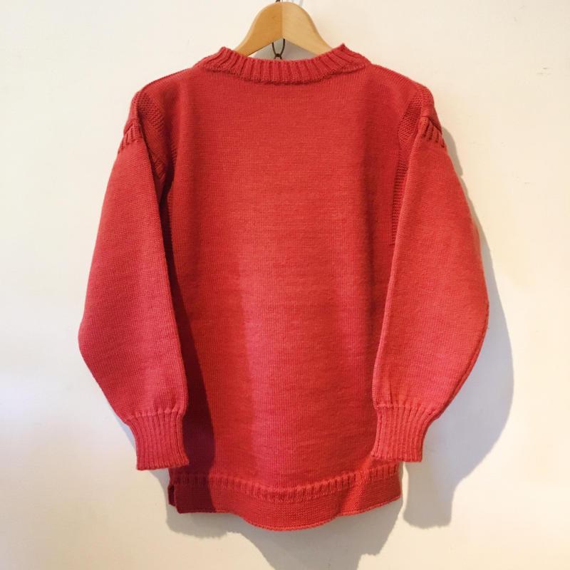 Guernsey WOOLLENS Guernsey Sweater