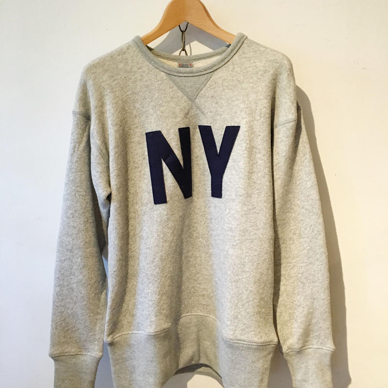 Ebbets Field Flannels NEW YORK GOTHAMS Sweat Shirt