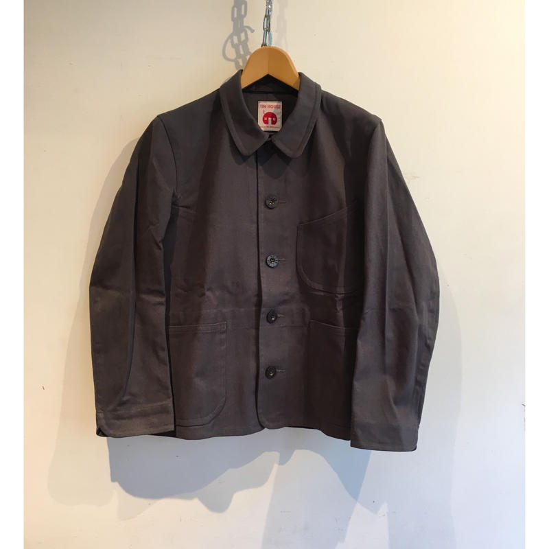 """OLD TOWN """"Medway"""" Grey Stout Twill"""