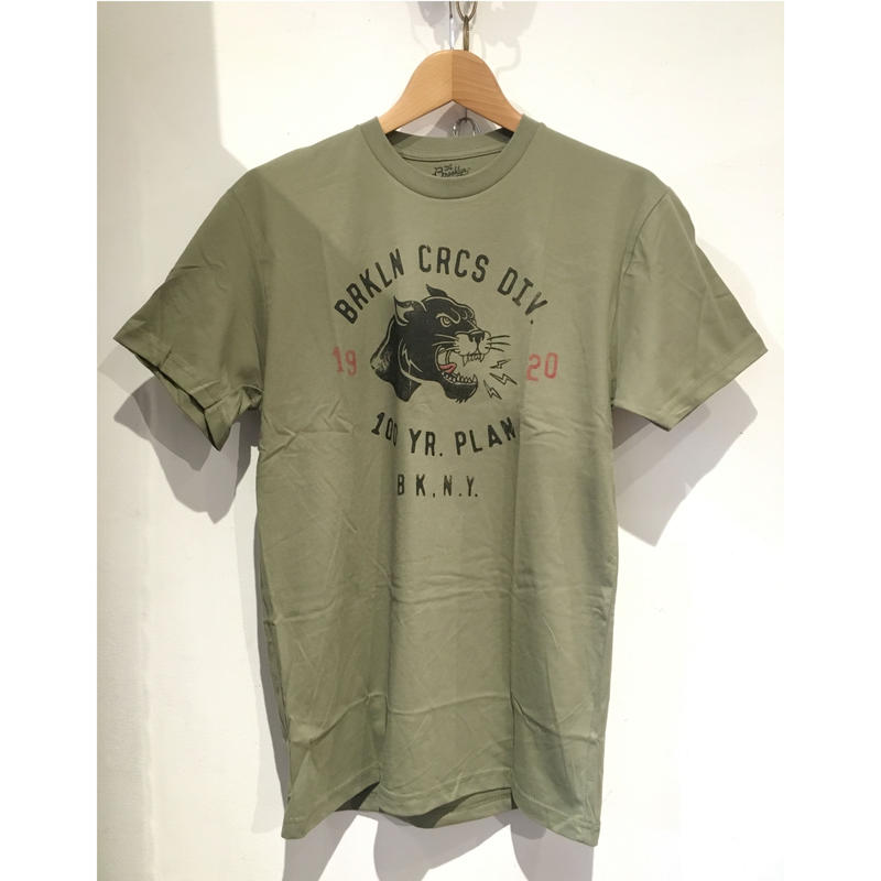 The BROOKLYN CIRCUS Panther Division Tee