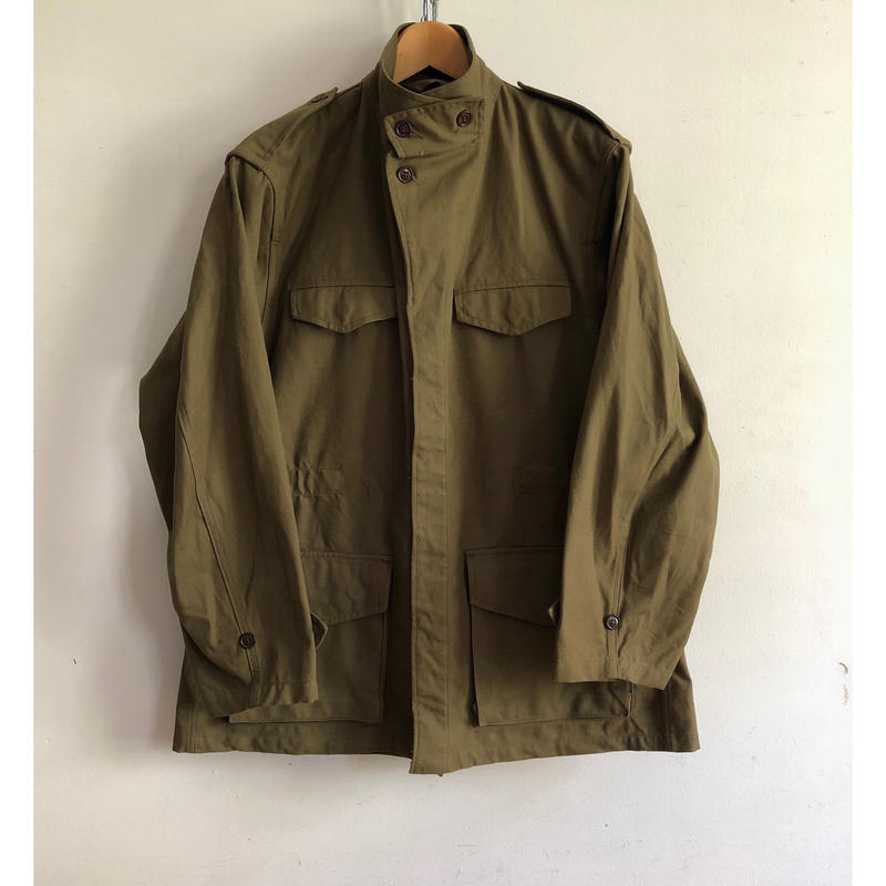"50's French Army M47 Field Jacket Dead Stock ""46"""