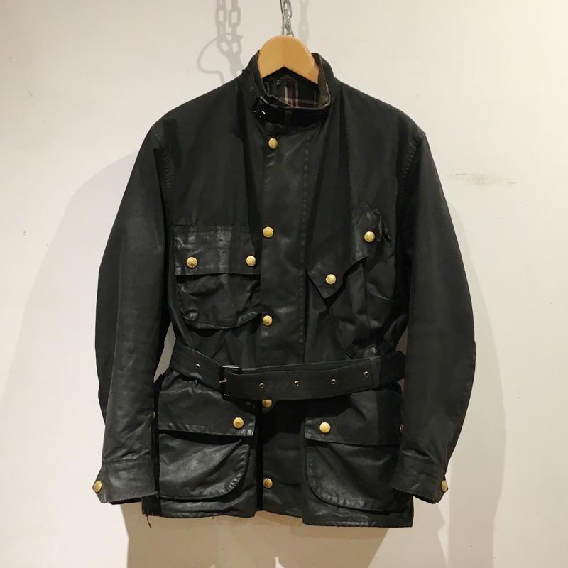 80's  Barbour International Jacket 42