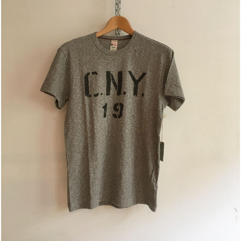 "TODD SNYDER×Champion ""C.N.Y.19"" Tee MADE in Canada"