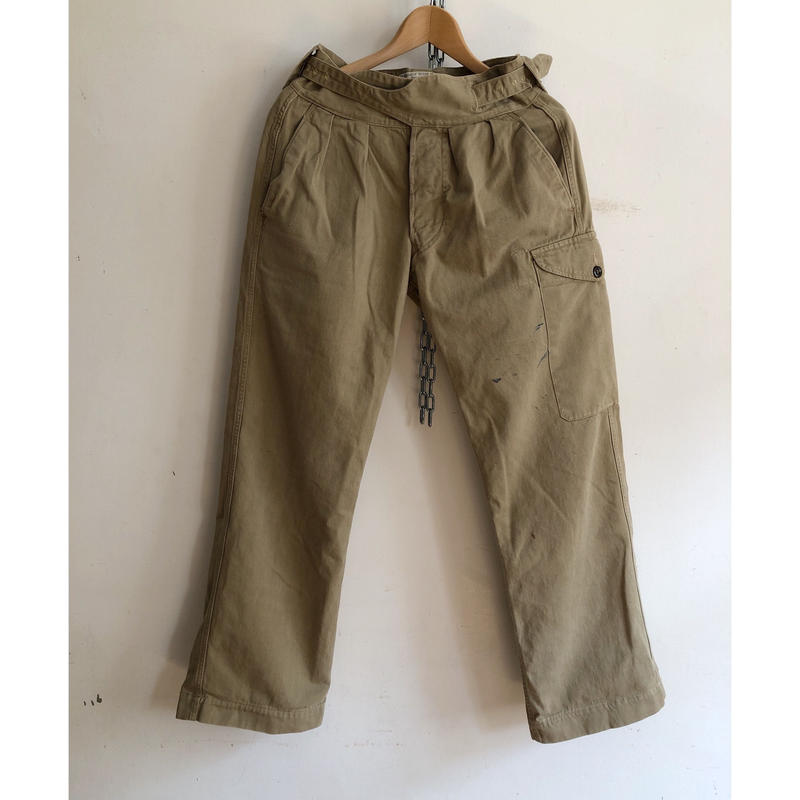 1954 Royal Australian Army Gurukha Trousers/4