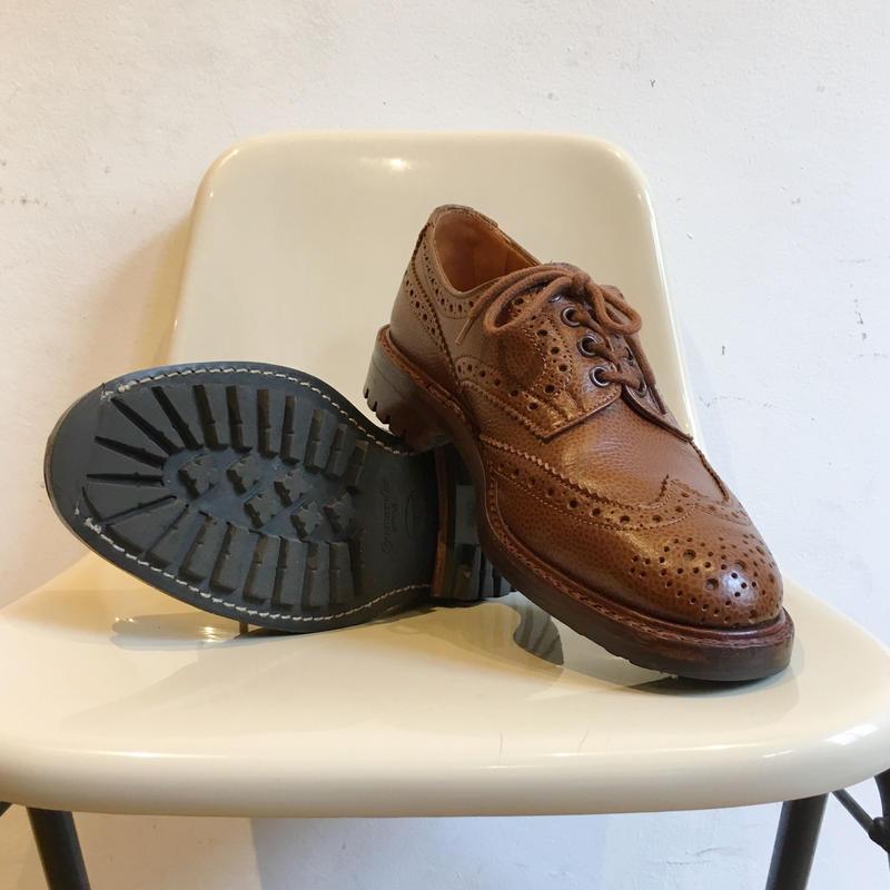 Tricker's  M5633  Bourton Scotch Grain Leather