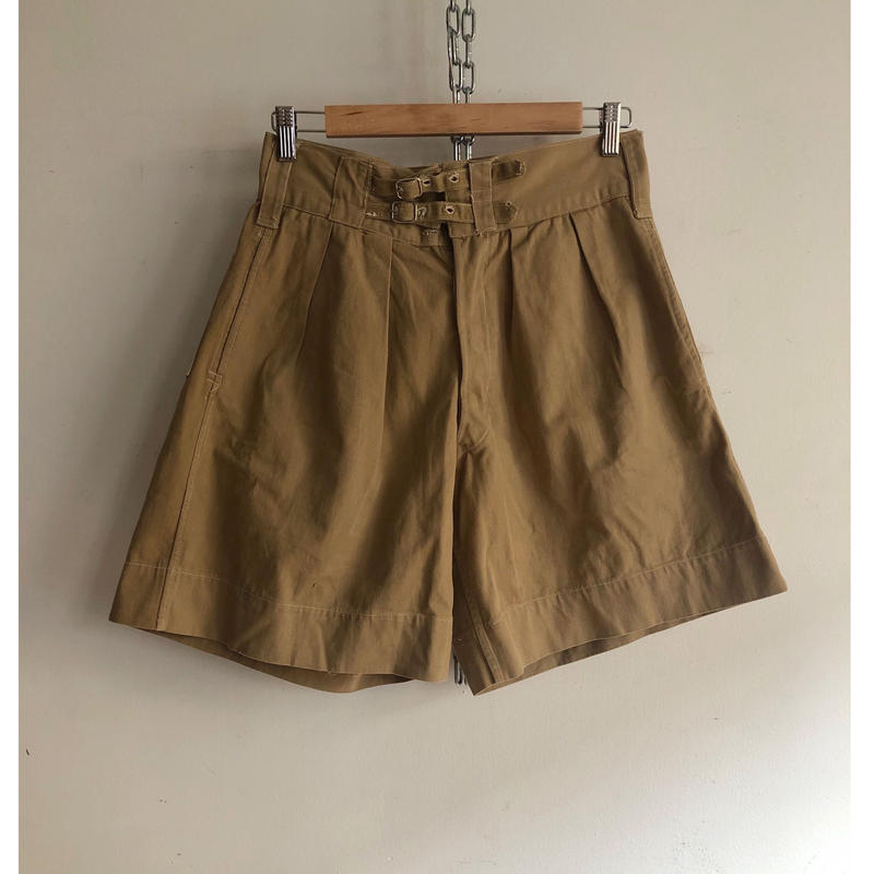 1975 British Colony Jungle Shorts. Good Condition