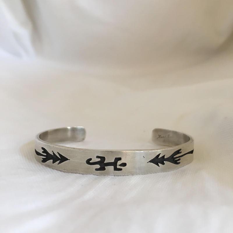 Indian Jewelry Hopi Lizard