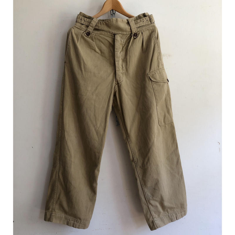 1962 Royal Australian Army Gurkha Trousers