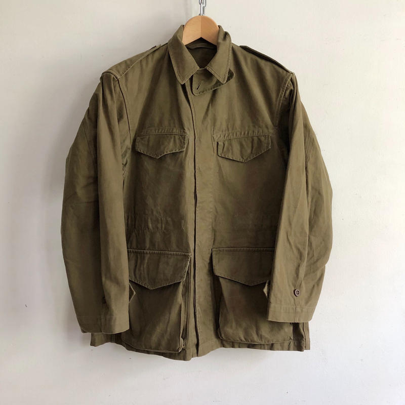 50's French Army M47 Field Jacket Good Condition/2