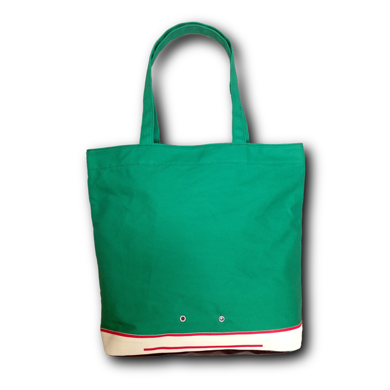 """ FOOTLOOSE TOTE "" color: GREEN"