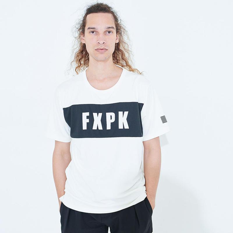 XNT-FLICK2 ナノ撥水切替 Tシャツ