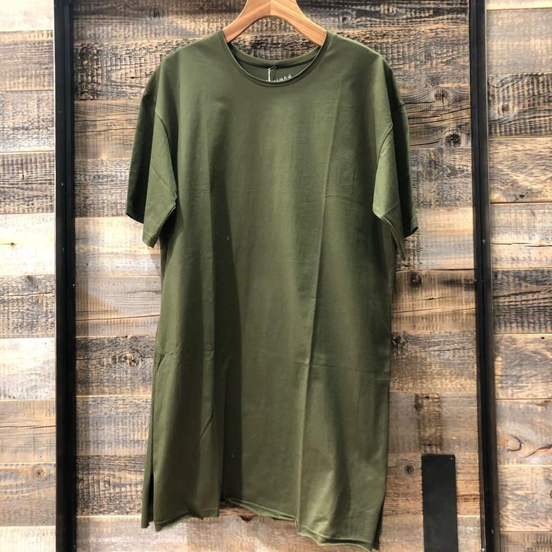 [Z19S03] Big T Dress