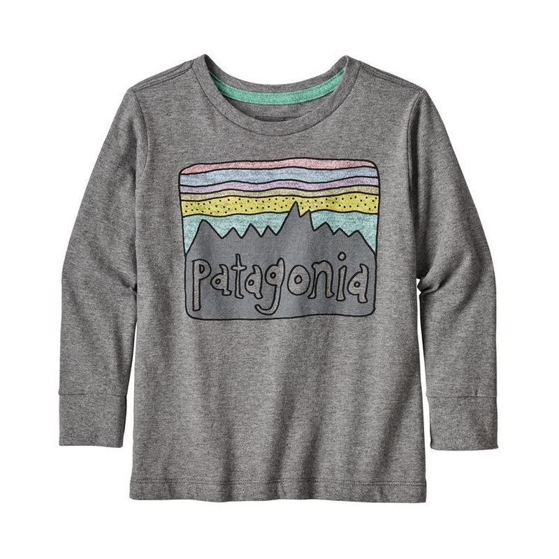 【60370】Baby L/S Graphic Organic T-Shirt(通常価格:3672円)